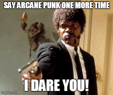 Arcane Punk