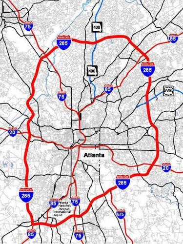 Base Map 285