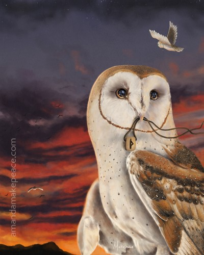 Fly Fast by Amanda Makepeace