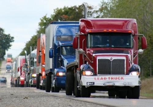 Keep on truckin'.