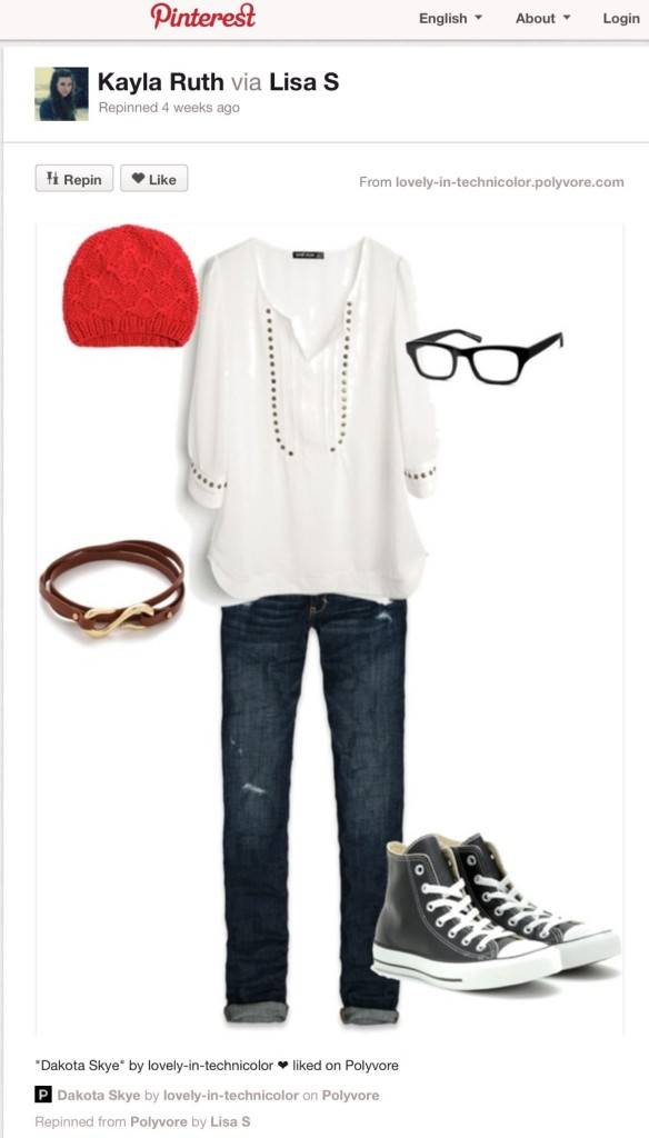dakota outfit