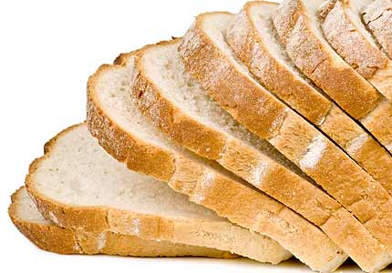 What was so wrong with plain old bread?