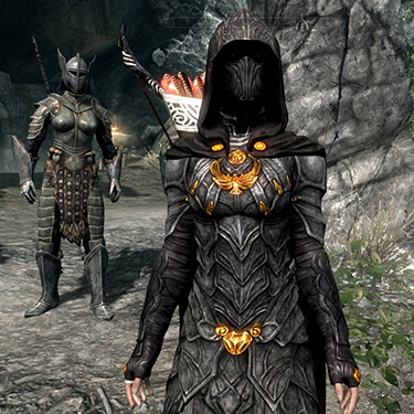 Skyrim Nightingale Armor
