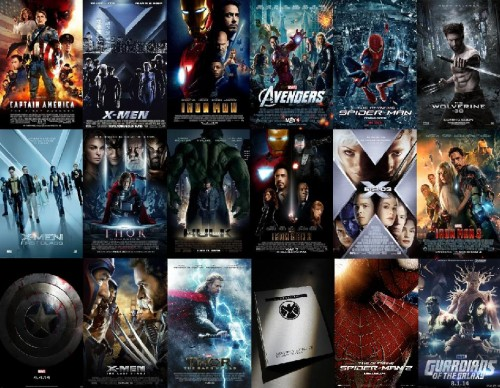 Marvel Movie Montage small