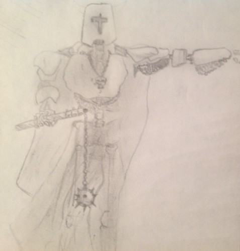 Wraith Sketch 1