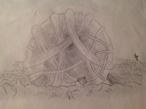 Soul Orb Sketch J