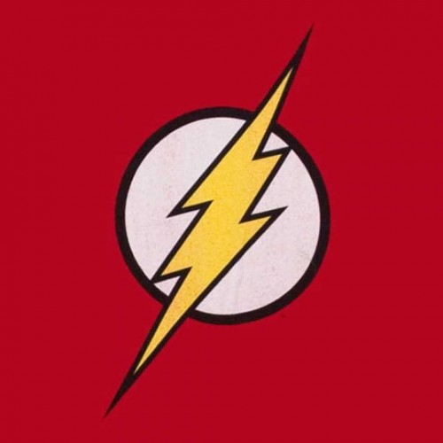 Free Comic Book Day Logo: The Fastest Man Alive