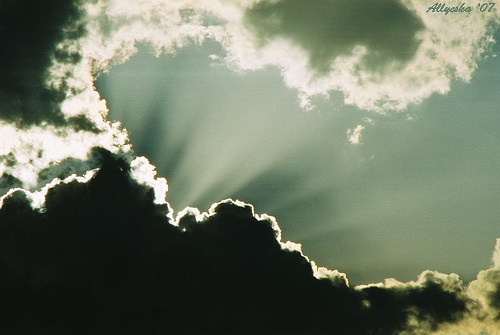 Expansion Of Ideas : Every cloud has a silver lining