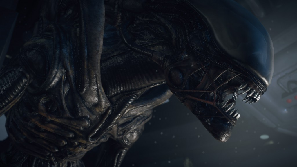 Alien Isolation Xenomorph