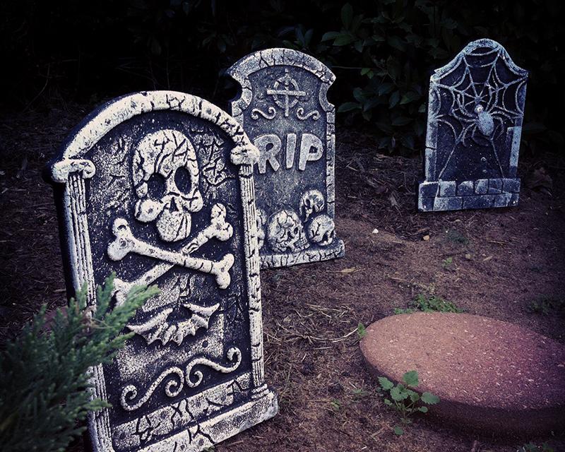 My Halloween Cemetery