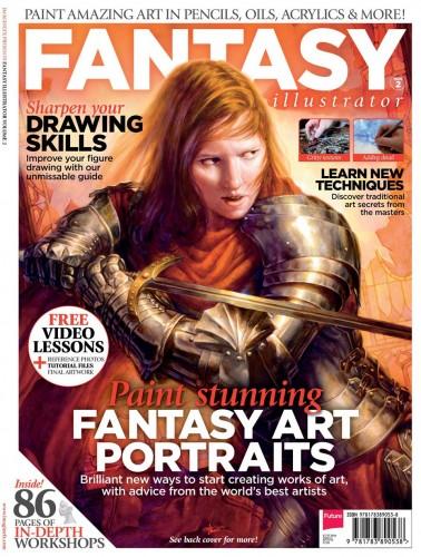 Fantasy Illustrator
