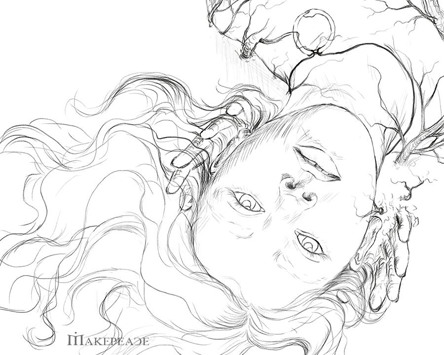 Her Last Breath Sketch