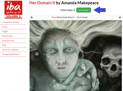 Her Domain II by Amanda Makepeace