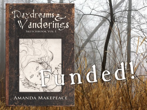 Daydream and Wanderings Funded!