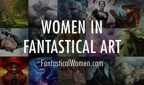 Women in Fantastical Art