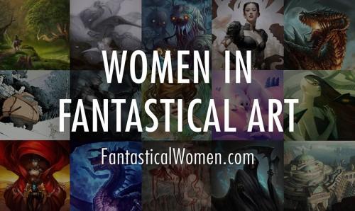 Women in Fantastical Art