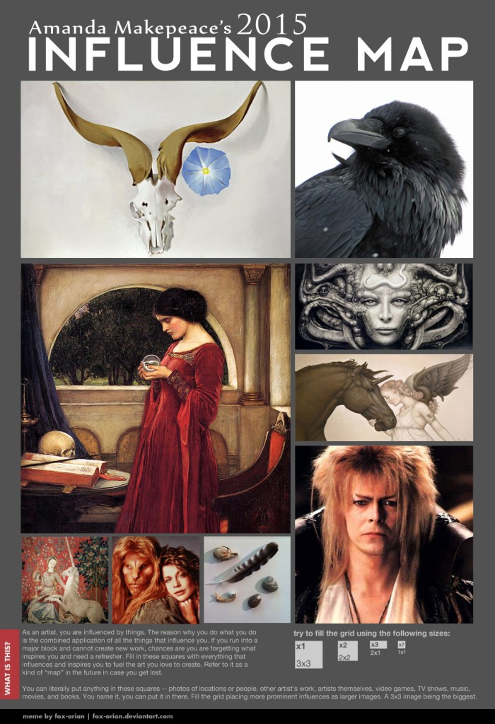 Influence Map 1