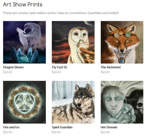 Art Show Prints