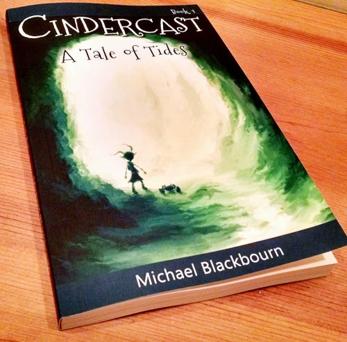 Cindercast by Michael Blackbourn