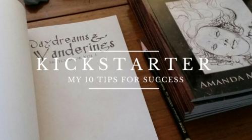 10 Kickstarter Tips