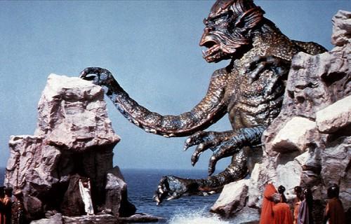 THE KRAKEN CLASH OF THE TITANS (1981)