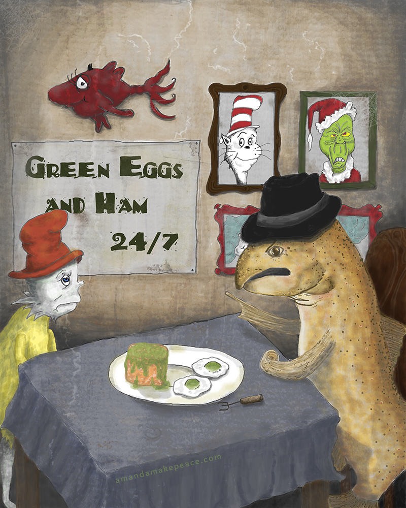 Green Eggs and Spam?