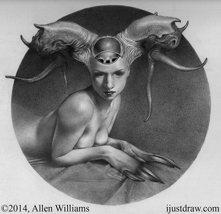 Sphynx by Allen Williams