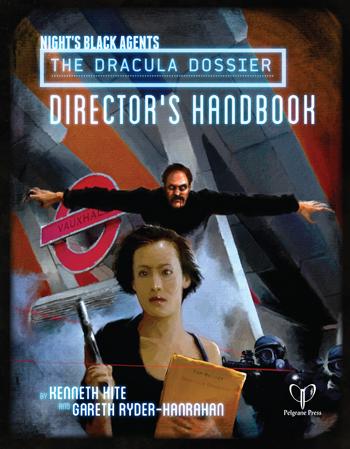 The Dracula Dossier: Directors Handbook