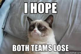 Both Teams Lose