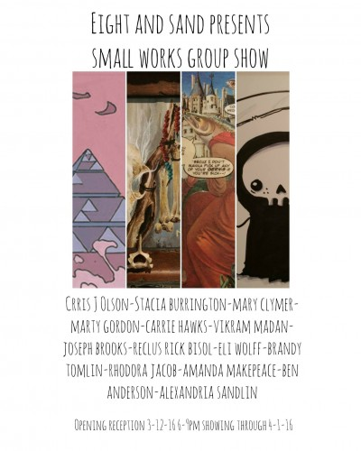 Petite Works Group Show