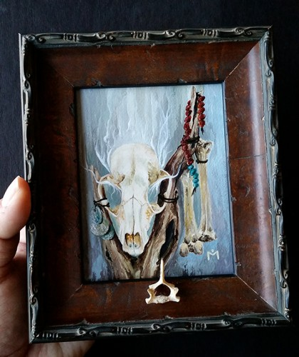 Bone Magic Frame