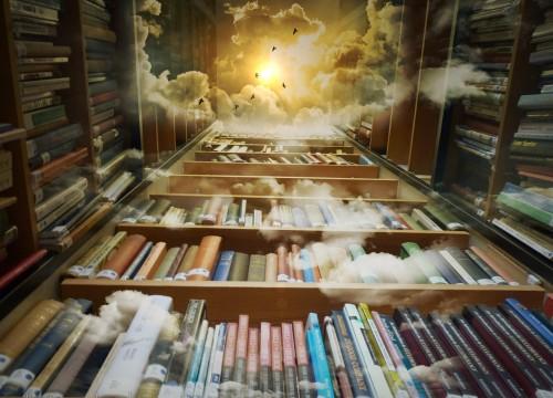 library-fantasy