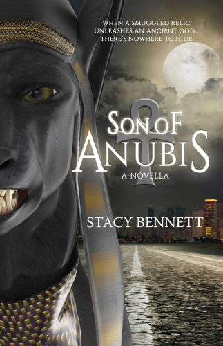 Son of Anubis by Stacy Bennett