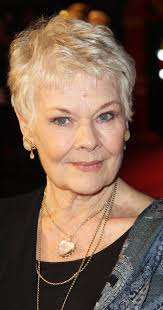 Judi Dench Old Woman Krubera
