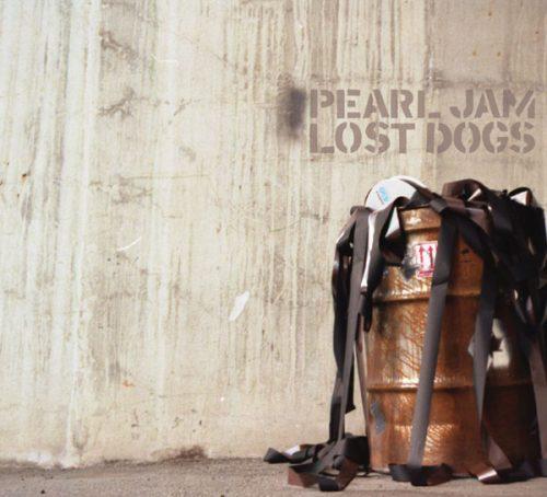 PearlJam-Lostdogscover