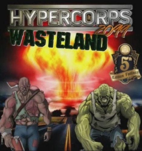 Hypercorps 2099: Wastelands for 5e - Mutants