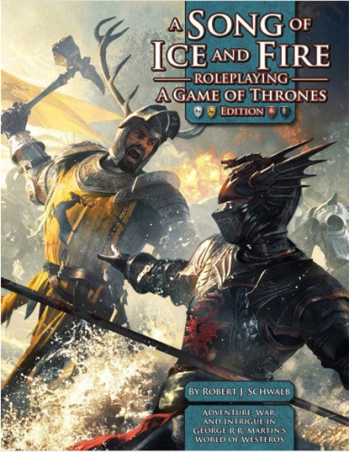 Green Ronin Publishing - A Song of Ice and Fire