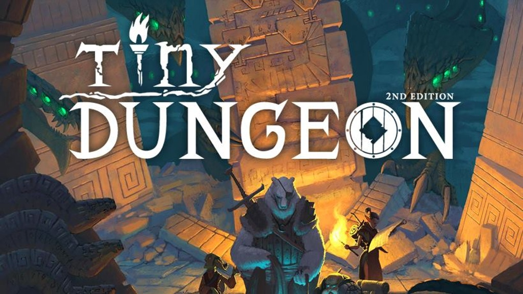 TINY DUNGEON 2e – Tessera Guild