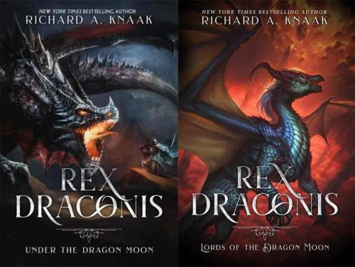 Missing Dragonlance? Try Rex Draconis by Richard A  Knaak – Tessera