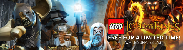 humble bundle lego hobbit