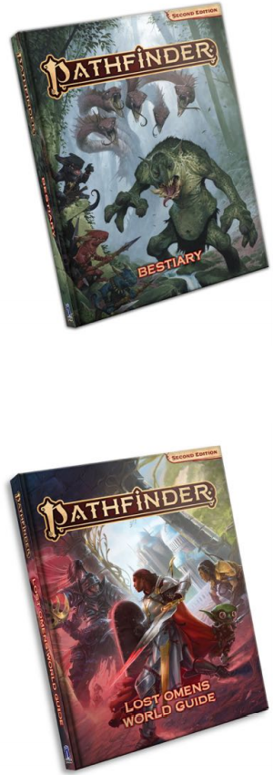 PRESS RELEASE – PATHFINDER SECOND EDITION UNVEILED