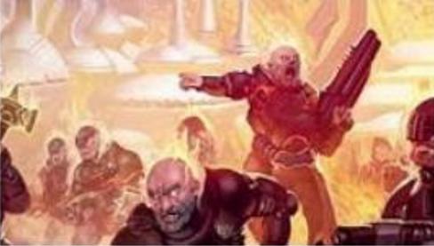 Starfinder – Tessera Guild