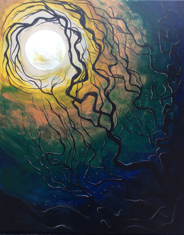 'The Moon Council' - J Edward Neill - 2020