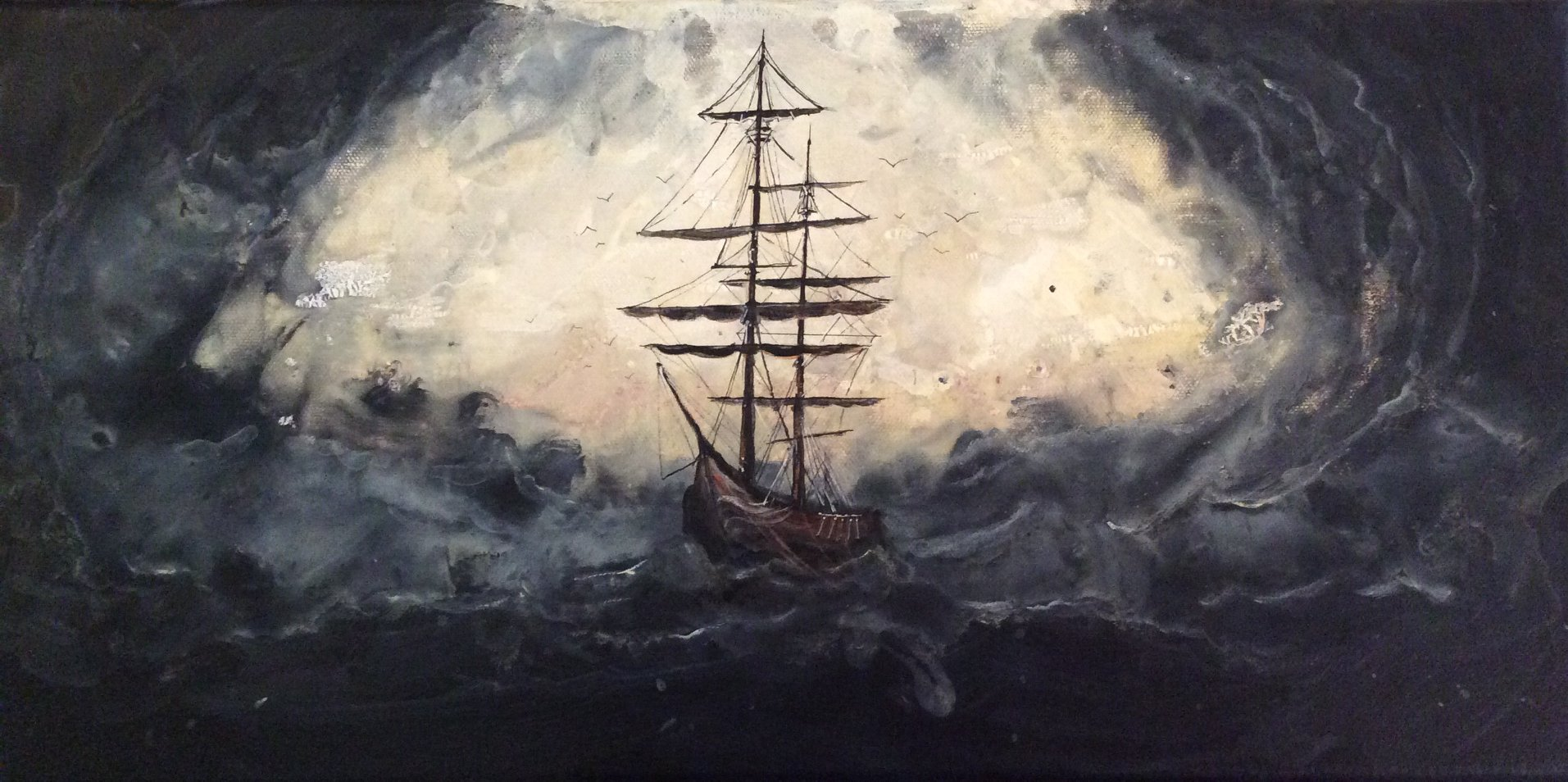 'The Storm with No Name' - J Edward Neill - 2020